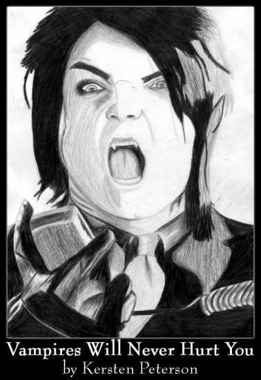 Gerard Way by xxxkerstenxxx